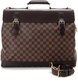 Louis Vuitton Damier Ebene West-End GM Travel Bag - Vintage