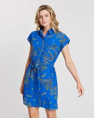 Dorothy Perkins Paisley Shirt Dress