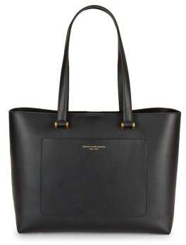 Donna Karan Karla Leather Tote