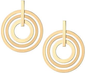 Lydell NYC Multi-Hoop Earrings