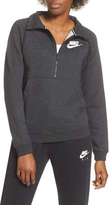 Nike NSW Rally Half-Zip Top