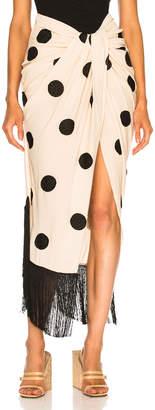 Jacquemus Pareo Skirt