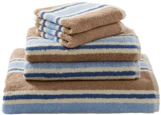 L.L. Bean L.L.Bean Egyptian Cotton Towels, Stripe