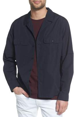 Vince Regular Fit Shirt Jacket