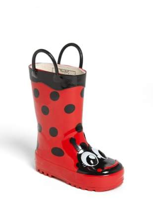 Western Chief 'Ladybug' Rain Boot