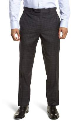 JB Britches Classic Fit Flat Front Trouser