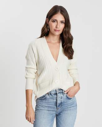 Dorothy Perkins Large Button Cardigan