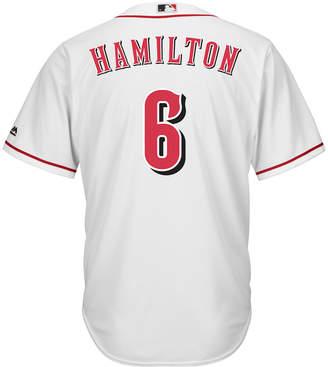 Majestic Billy Hamilton Cincinnati Reds Replica Jersey