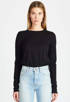 Cotton Citizen Classic Long Sleeve Crew With Binding