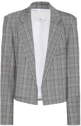 Tibi James cropped blazer