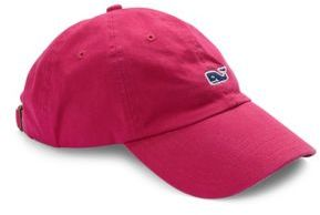 Vineyard Vines Embroidered Logo Baseball Cap $32 thestylecure.com