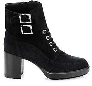 Aquatalia Women's Irene Suede Ankle Boots