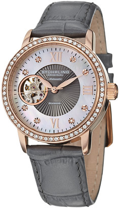 Stuhrling Original Original Women's Vogue Diamond Watch