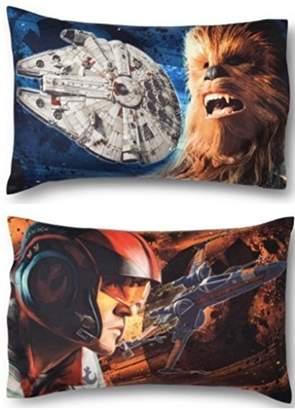 Star Wars Jay Franco Ep 8 Resistance Pillowcase Gray