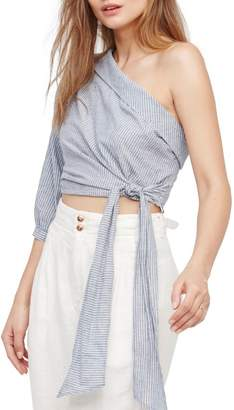 Urban Outfitters Get Down One Shoulder Shirt