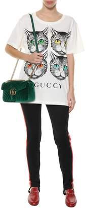 Gucci Logo Bands Leggings