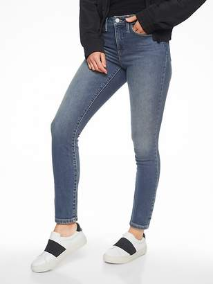 Athleta Sculptek Skinny Jean Azure Wash