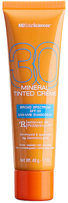 MDSolarSciences Mineral Tinted Creme SPF 30