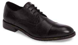 Frye Sam Cap-Toe Leather Derby