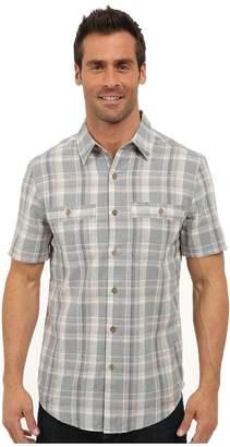 Royal Robbins Shasta Plaid Short Sleeve Shirt Men's Short Sleeve Button Up