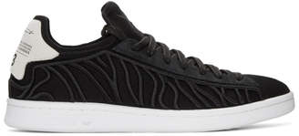 Y-3 Black Shishu Stan Sneakers