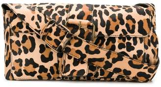 P.A.R.O.S.H. leopard shoulder bag