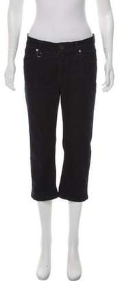 Burberry Euston Mid-Rise Jeans