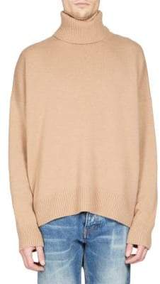 Ami Oversize Turtleneck Sweater
