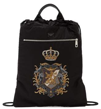 Dolce & Gabbana Nylon Backpack