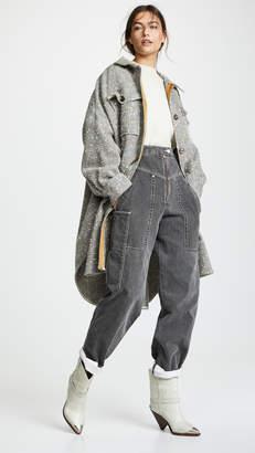 Etoile Isabel Marant Oario Over Jacket