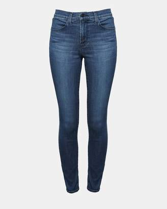 Theory J Brand Maria High-Rise Skinny Jeans