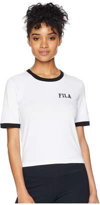 Fila Emmylou Ringer T-Shirt Women's T Shirt