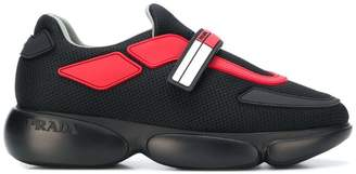 Prada colour-block sneakers