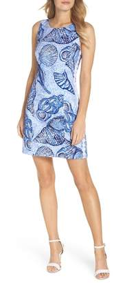 Lilly Pulitzer R) Mila Sleeveless Sheath Dress