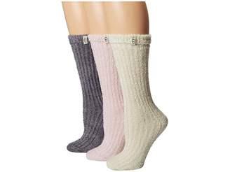 UGG Cozy Sparkle Socks Gift Set
