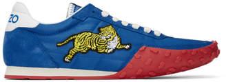 Kenzo Blue Move Sneakers