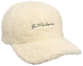 Billabong (ビラボン) - [ビラボン] [レディース] ローキャップ (ボアフリース)[ AI014-921 / CAP ] 帽子 かわいい OLV_オリーブ US F (FREE サイズ)