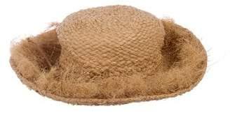 Helen Kaminski Woven Raffia Hat