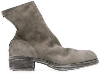Guidi round toe boots