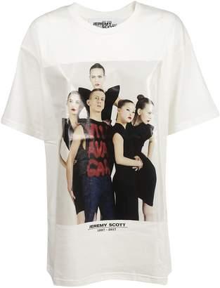 Jeremy Scott Printed Shirt