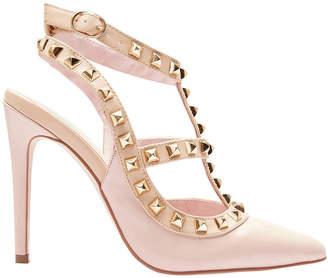 Pink Inc Saint Soft Pink Pump