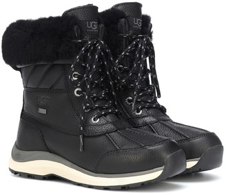 UGG Adironback III leather ankle boots