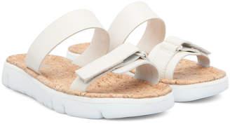 Camper Women's Oruga Leather Sandal