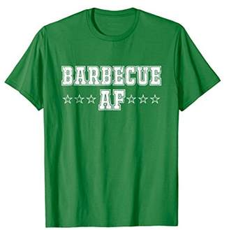 Mens BARBECUE AF T-Shirt | Vintage BBQ T-Shirt | Retro Style