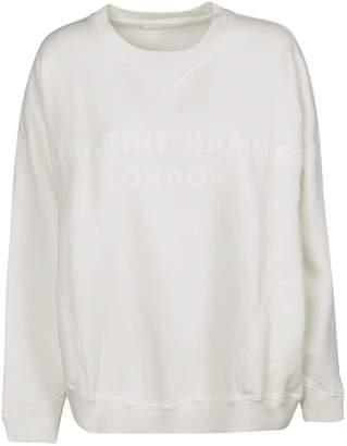 Katharine Hamnett Katharine Hamnet London Logo Print Sweatshirt