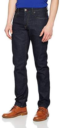 0afed3bd at Amazon.co.uk · Tommy Hilfiger Men's Mercer - STR Brooker Blue Jeans  W33/L32 (Size: 3233