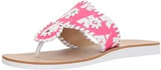 Jack Rogers Women's Captiva Flat Sandal