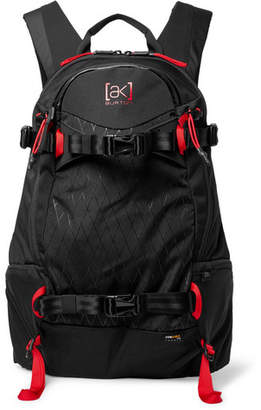Burton AK Side Country Nylon Backpack - Black
