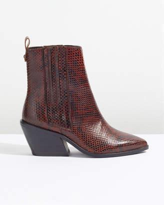 9ef06523980e Jigsaw Boots For Women - ShopStyle UK