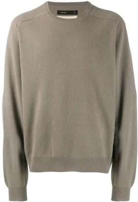 Frenckenberger boyfriend sweatshirt